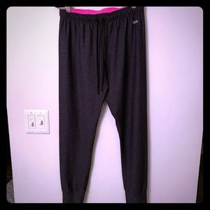 Joggers pink brand